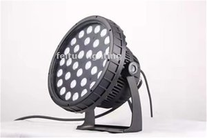 Super Bright Dmx Outdoor Led Par 32 x 10W RGBW 4in1 IP68 Led Par Can impermeabile LED PAR 64 DJ Luci leggera di alluminio
