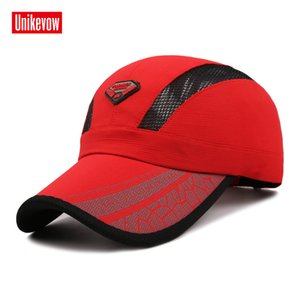 Ball Caps Quick Dry Summer Baseball With Shining Fabric Hat For Men Women Casual Fall