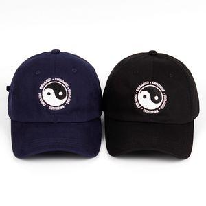 Mac Miller Dad Hat 100% coton Natation Yin et Yang Gossip brodé Chapeau Snapback Casquette de baseball pour les hommes et les femmes Dropship
