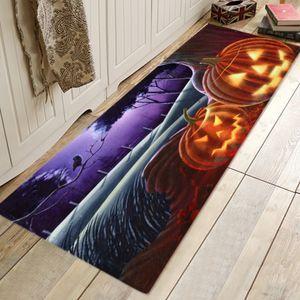 Carpets Halloween Theme Area Rug Soft Floor Mat Carpet Anti-Slip Holiday Party Decor Arrived