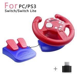 DATA FROG 게임 레이싱 스티어링 휠 진동 조이스틱 PS3의 스티어링 휠 리모컨 휠 드라이브 PC