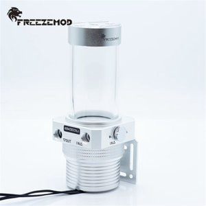 FREEZEMOD PUB-JTD5 Water Cooler Magnetic Suspension Pompa acqua serbatoio integrato Full Metal PWM controllo intelligente