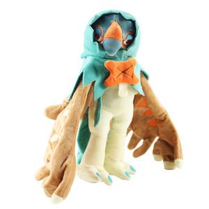 29 см Новые 2019 Flying Bird Decidueye Плюшевые игрушки Мягкие плюшевые Фаршированная Дети животных игрушки куклы
