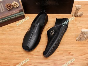 Chaussures de série explosive de haute qualité de la mode casual hommes style décontracté classique en utilisant importés baskets mesh respirant en cuir de vache