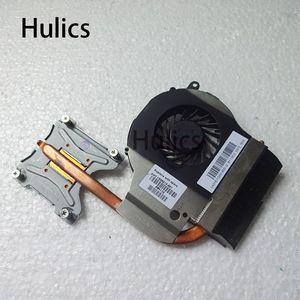 Hulics orijinal soğutucu ve FAN için G62 G72 G72T CQ72 606013-001 Intel modülünü Soğutma CPU entegre