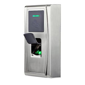 TCP IP RS485 USB IP65 su geçirmez 125kHz RFID Biomtric Parmak İzi Zaman Derse Devam Parmak İzi Erişim Kontrol Çalışan saati