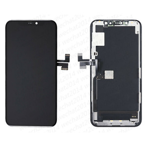 5PCS OLED LCD Display Touch Screen Digitizer Assembly Replacement Parts for iPhone 11 Pro free DHL