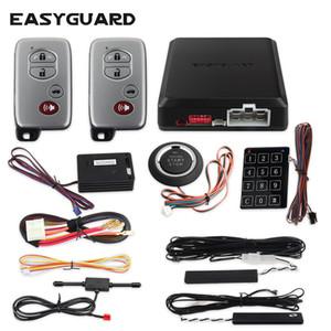 EasyGuard Pke System System Coche Motor remoto Inicio Keyless GO SISTEMA SISTEMA TOUCH TOUCH CONTRASE ENTRADA ENTRADA VIBRACIÓN Alarma Push Button Start