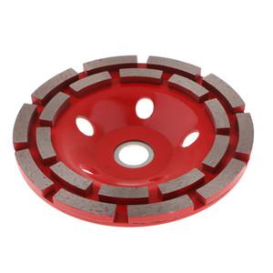 Métal en alliage Meule diamant Grinding Cup Diamètre de roue 125/150 / 180mm