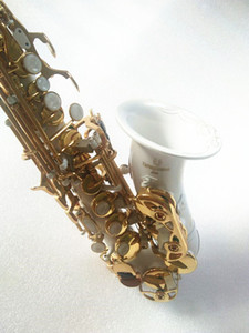 Japan YANAGISAWA S-992 Professional Curved New Soprano Saxophone B Flat Sax Musical Instruments Beautiful White Gold Key Free Shipping