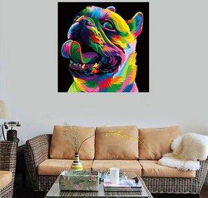 Новые горячие DIY 5D алмазов картина мило собака палку дрель перекрестное украшения стежка картины вышивки dedroom гостиной лобби