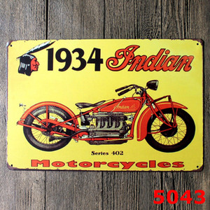 Metal Tin Sign Sinclair Motor Texaco Poster Vintage Craft Art Sticker Iron Painting Home Restaurant Decoration Pub Signs Wall Decor HHE1427