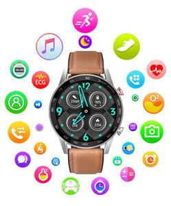 DT95 Business Sports Smart watch Bluetooth Call IP68 Waterproof ECG Heat Rate Blood pressure Screen Alarm Sleep Smartwatch PK Xiaomi Air
