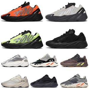 adidas yeezy boost 700 v3 yezzy v2 380 kanye west wave runner scarpe da corsa magnete Vanta analogico per uomo donna statico malva solido di lusso scarpe di design taglia
