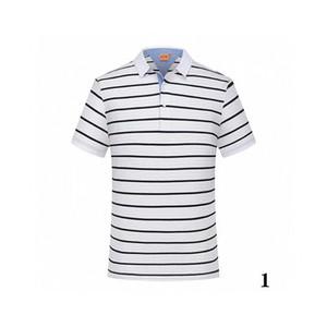 20 coton été solide couleur nouveau style polo marque de qualité supérieure polo usine hommes de luxury1 hommes à vendre