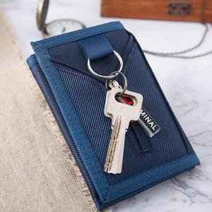 Men Wallets Fold Mans Purses Waterproof Canvas Fabric Brand Design Male Wallet Burse Moneybags Cards ID Holder Wallet Coin Purse