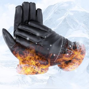 MeiHuiDa 2020 New Style Fashion Cycling Touch Screen Gloves Waterproof Outdoor Warm Skiing Hiking Running