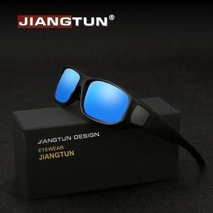 JIANGTUN TR90 Fit Over Sunglasses Men Women Polarized UV400 Lens Covers Prescription Sun Glasses Wear Over Myopia Eyewear JT8721