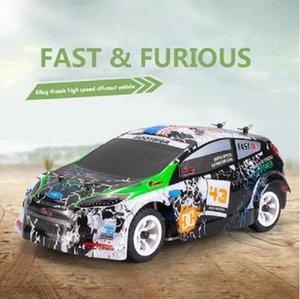 rc 1:28 quattro ruote motrici nuovo WLToys K989 fuoristrada 2.4G veicolo di telecomando della lega telaio ad alta velocità 30 km velocità del giocattolo