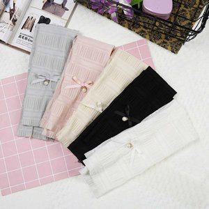 1Pair Cute Pearl Lace Cooling Hand Socks Women Silk Protect Arm Sleeves Sun Protection Driving Summer Protect Cooling