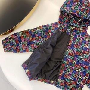 Nuova molla sveglia bambini del rivestimento del cappotto autunno bambini Capispalla Ragazzi cappotti attivo Boy Windbreaker vestiti del bambino vestiti M-01