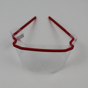 Price Protective Pvc Factory Clear Cheapest Face Shield Mask Detachable Anti Fog Dustproof Dentist Goggles Masks Fy9036