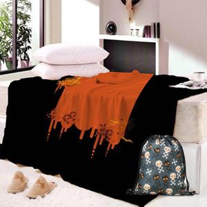 Dropship Пользовательского DIY Super Soft Fleece Blanket 3D красоты Модного 150x200cm руно Бросьте Одеяло подарки