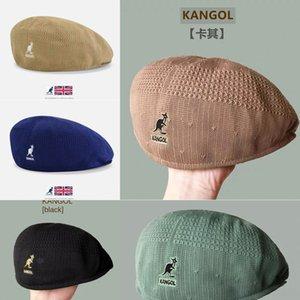c8Wj5 otoño e invierno nueva para las mujeres sombrero desnuda ante de octogonal alcanzó su punto máximo en punta de moda sombrero de la boina sombrero de la boina de la moda octogonal cap cap
