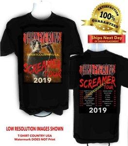 Third Eye Blind 2019 SCREAMER TURU Tişörtlü