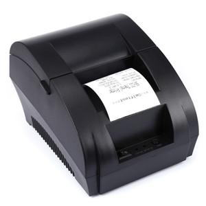 المحمولة 58 ملليمتر usb pos استلام الخط الحراري الطابعة منخفضة الضوضاء مناسبة لجميع أنواع أنظمة نقاط البيع السوبر ماركت T8190622