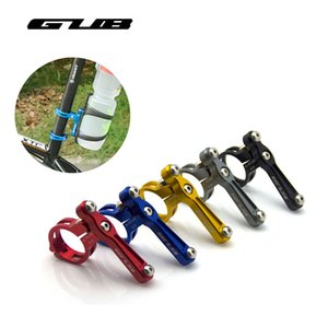 GUB Aluminum Bicycle Bike Water Bottle Clamp Holder for 30.9 31.6 31.8mm Seatpost Handlebar High Quality Cage Adapter Support