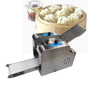 gyoza automática de masa hervida Skin Maker Lumpia bola de masa hervida Envoltura de moldeado de piel Máquina Ravioli que hace la máquina máquina de envoltura de wonton