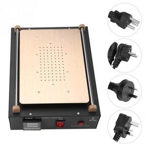 ЖК-экран Сепаратор машина Встроенный вакуумный насос для 12- Phone Repair Tool