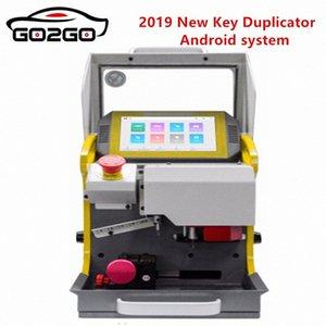 SEC-E9 Faire automatique de clé de voiture Machine de découpage machine laser clé à vendre 2019 New Duplicator KhGZ #