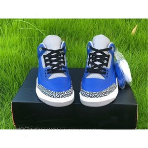 DJ 2020 Cement Sale 3 3S Varsity Royal Khaled Another One WE THE BEST Grey Mens Basketball Shoes Outdoor Sneakers