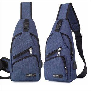 Bags For Men Chest Bags Handbags Mens Shoulder Crossbody Beach Bags Outdoor Sport Handbags Male Large Capacity small bag