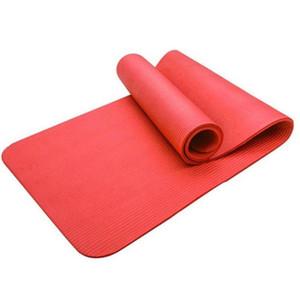 Многофункциональный 183x61cm Универсальная йога коврик Женщины Толстый гимнастика Упражнение Pad для бодибилдинг Прочный спортивной подготовки Mat