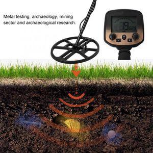 MD980 Metal Underground Treasure Detector Detecção de ouro Handheld Waterproof 2020