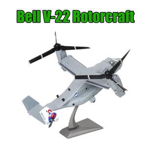 1:72 Diecast Legierung Flugzeuge Spielzeug Glocke V-22 Ircraft Modell