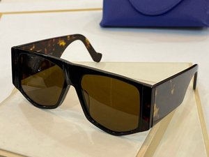 tendencia de la moda nuevas gafas de sol estilo retro punky salvaje 40026 señoras anti-ultravioleta vidrios de calidad superior UV400 cuadro de cinturón protector