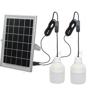 Солнечный Подвеска проливают свет солнечный свет Barn солнечной Главная система освещения с комплектом 2 лампы на открытом воздухе в помещении висит освещения