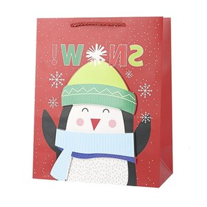 Candy 12pcs 3d Merry Christmas Tree Box with Bells Paper Gift Bag Container Supplies Navidad 46wn