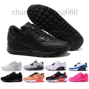 Air max 90 2021 الساخن بيع وسادة 90 أحذية عارضة الرجال 90 جودة عالية عارضة جديد حذاء رخيصة الرياضة الحجم 40-45 F5B56