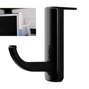 1PC neue Headset Ständer Halter Rack-Universal-Kopfhörer-Aufhänger-Standplatz Haken Wandhaken-PC Monitor Display Stand