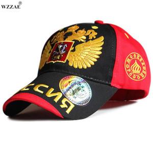 WZZAE 2020 boné de beisebol New Fashion For Jogos Olímpicos Rússia Sochi Bosco Snapback Hat Sunbonnet Marca Casual Cap Mulher homem de Hip Hop