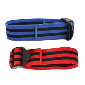 Palestra occlusione Wraps Pro fasce di resistenza Bands fitness piedino del braccio di esercitazione Blaster elastico per il flusso sanguigno restrizione formazione4