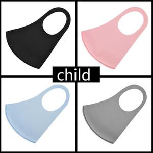 Toz Ağız Stok Kapak PM25 içinde 2020 Yüz Maske Maske toz geçirmez Bakteriyel Yıkanabilir Yeniden kullanılabilir Buz İpek Pamuk Maskeler Araçlar Home2010 YDQ
