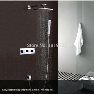 Capo Inch Work Set bagno precipitazioni funzioni doccia e montato doccia Water Wall 2 cascata rubinetto 10 OPzEp yh_pack