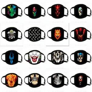 Te Deadpool Mask Alloween Ig Grade Latex Printing Masken Kreative Seltsame Maske # 527