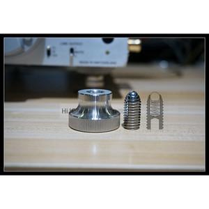 HIFI-Audio-Lautsprecher Chassis Edelstahl 3 Ebenen Suspension Absorber-Fuss-Auflage Füße Basisnagel Spikes Stände
